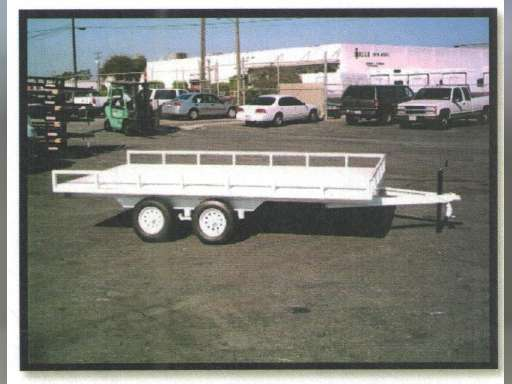 00987 Flatbed Trailers For Sale Commercial Truck Trader
