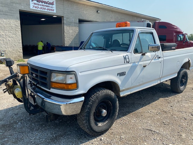 Used, 1997, FORD, F250, Pickup Truck