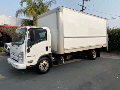 Isuzu For Sale Isuzu Box Truck Straight Trucks Commercial Truck Trader