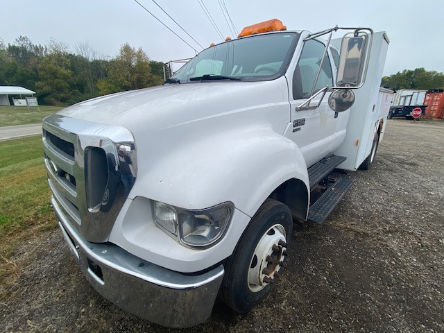 Used, 2005, FORD, F650, Cab Chassis