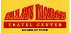 Allan Marsh Travel Center in Garden City, ID Logo