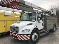 Used, 2005, FREIGHTLINER, BUSINESS CLASS M2 106, Bucket Truck - Boom Truck