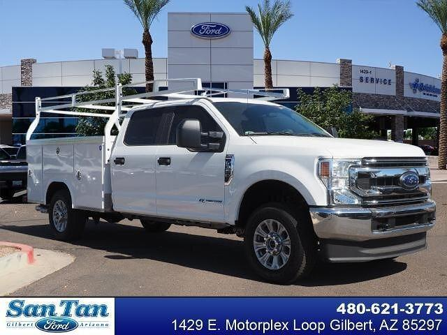 New, 2021, FORD, F350, Utility Truck - Service Truck