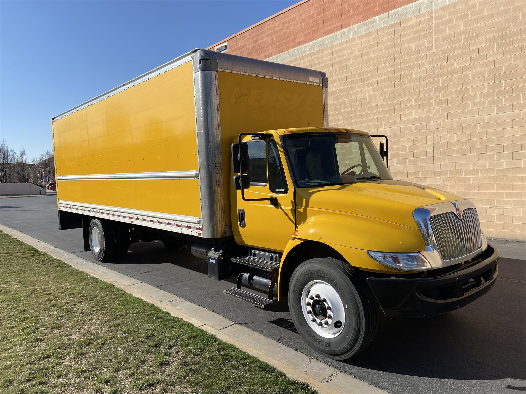 Used, 2017, INTERNATIONAL, 4000, Box Truck - Straight Truck