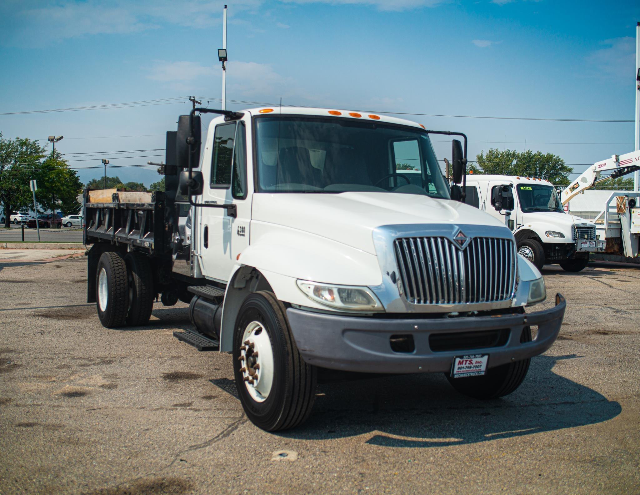 Used, 2007, INTERNATIONAL, 4000, Dump Truck