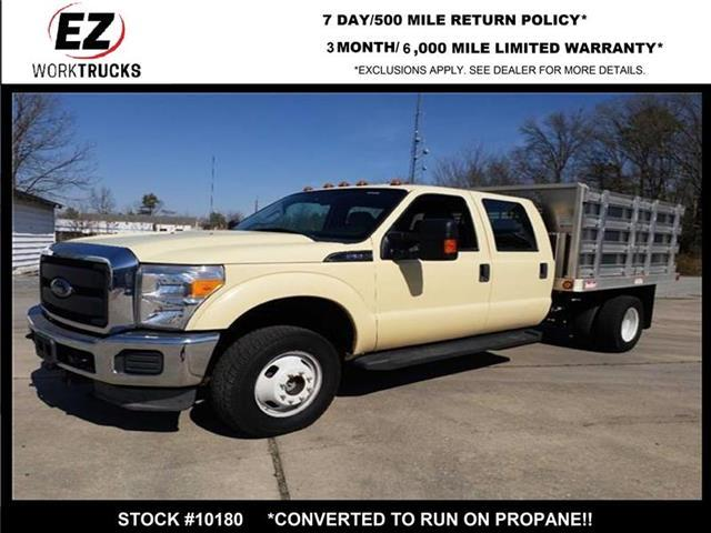 Used, 2014, FORD, F350, Dump Truck