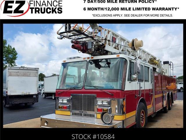Used, 1992, SIMON, DUPLEX, Fire Truck